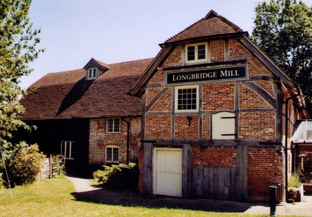 Longbridge Mill, Sherfield upon Loddon