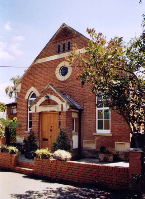 Riseley Methodist Chapel