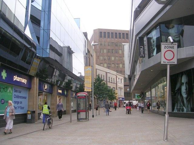 Bond Street - Albion Street