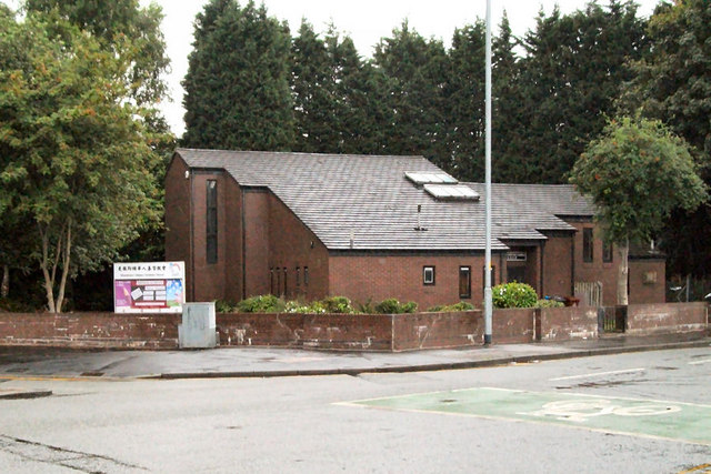 Manchester Chinese Christian Church