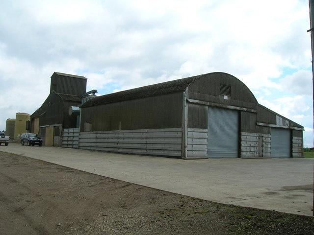 High Bellmanear Farm