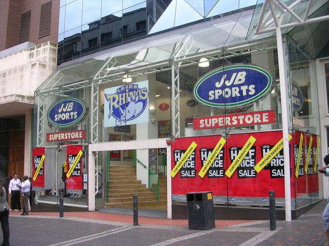 J J B Sports - Albion Street