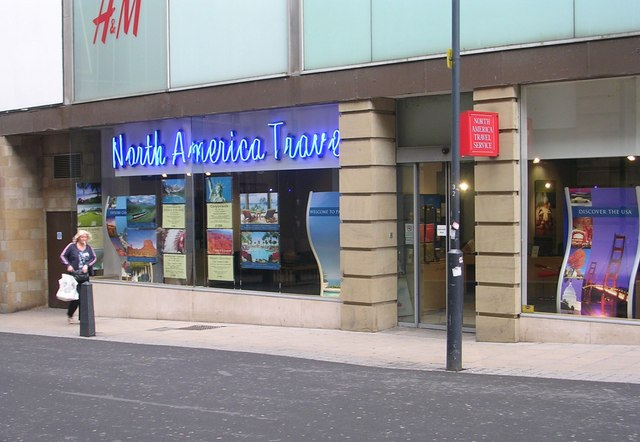 North America Travel - Albion Street