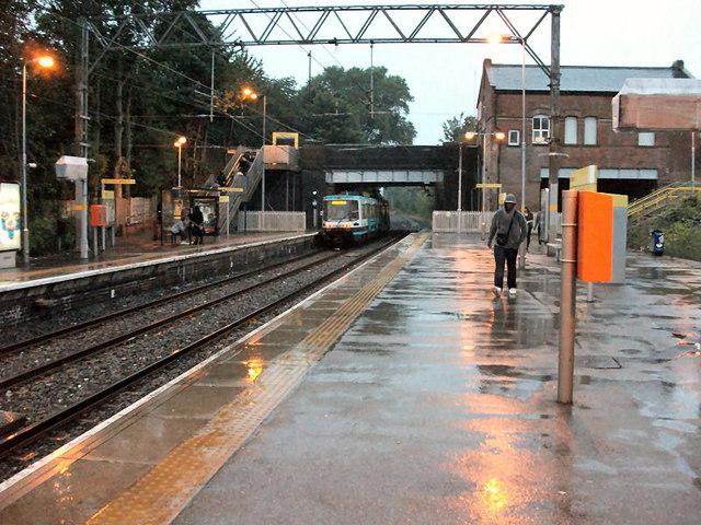 Stretford Station