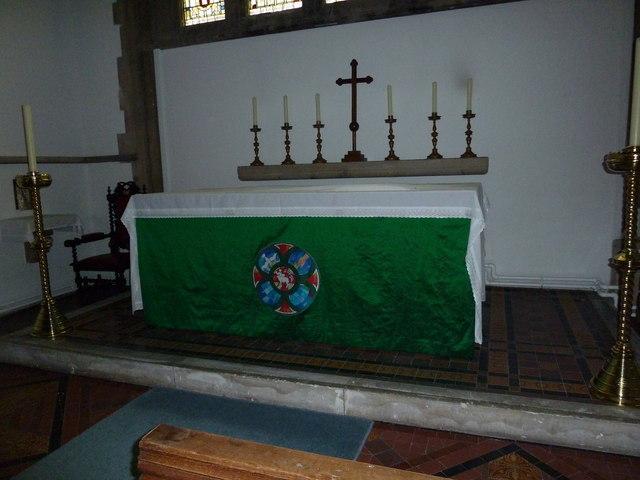 Inside St John's, Hythe (12)
