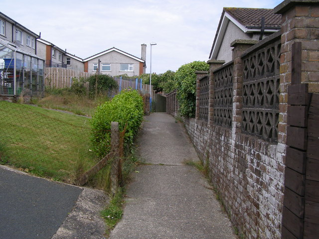 Back Lane, Anagh Coar Road