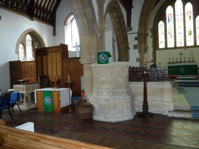 Inside St John's, Hythe (16)