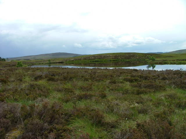 Western end of Black Loch