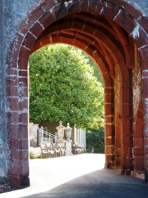 Entrance Gate, Torre Abbey