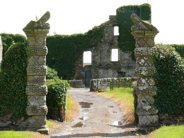 Baldoon Castle
