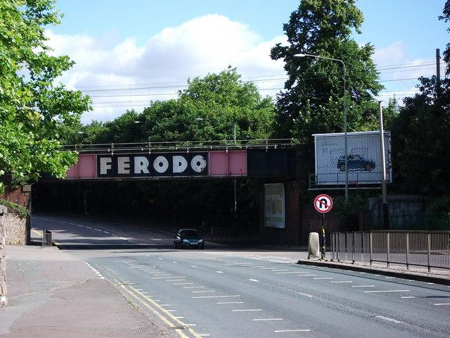 Ferodo bridge, London Road