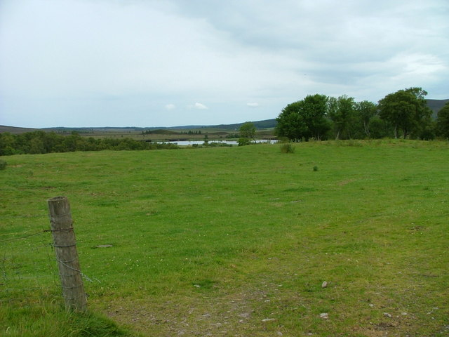 Grazing land at Aitnoch