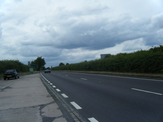 A34 Stone Road