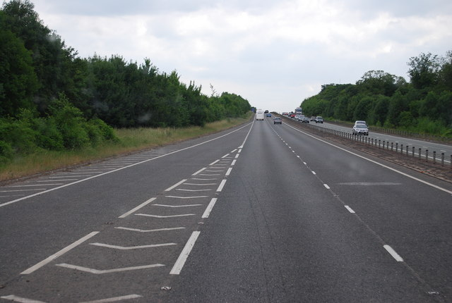 A11 heading south