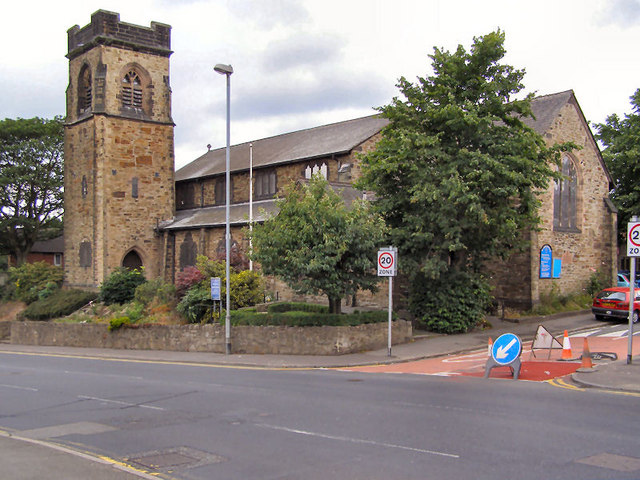 Parish Church of St Ann, Belfield