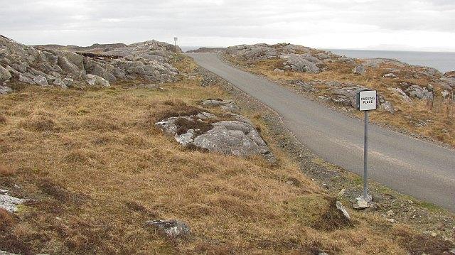 Golden Road, Fleoideabhagh