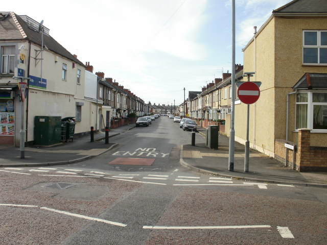 Balmoral Road, Newport
