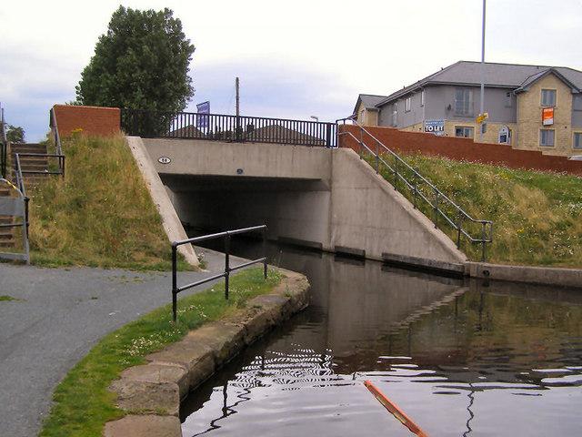 Rochdale Canal Bridge 58