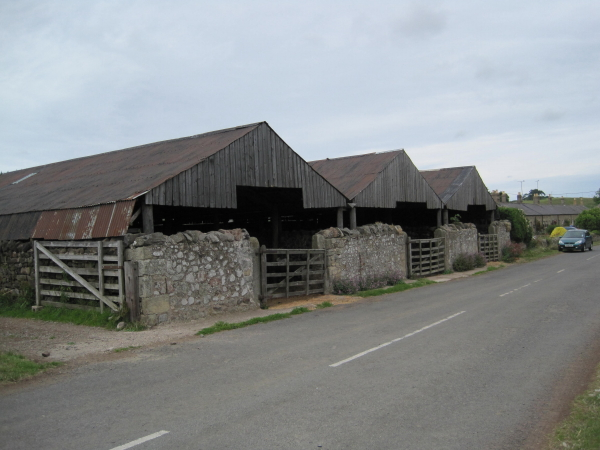 Farm Buildings, Brandon