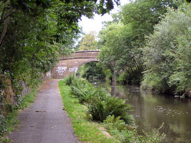 Rochdale Canal Bridge 57 (Coppy Bridge)