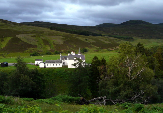 Garrogie Lodge