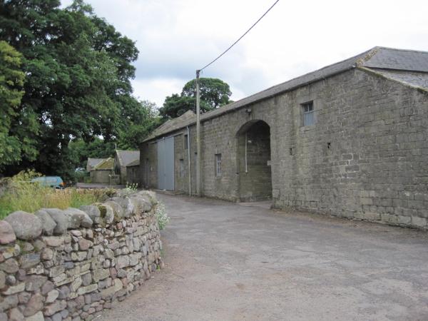 Farm Buildings, Brandon