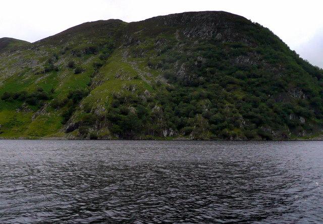 Creag Eigin, Loch Killin