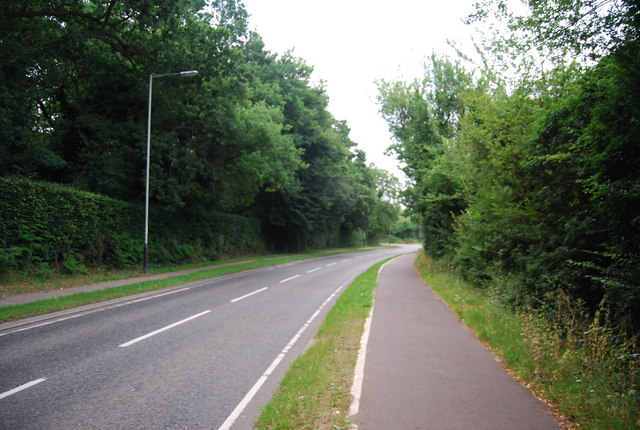 Bluebell Rd heading south