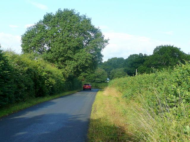 Middletown Lane, Upleadon