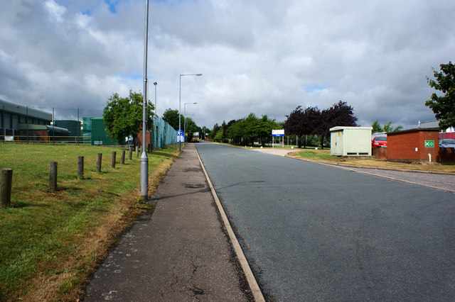 Haynes Way, Swift Park Industrial Estate