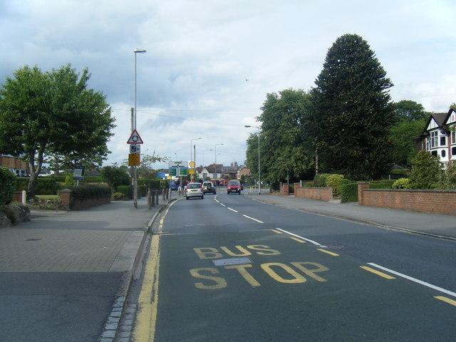 Eccleshall Road