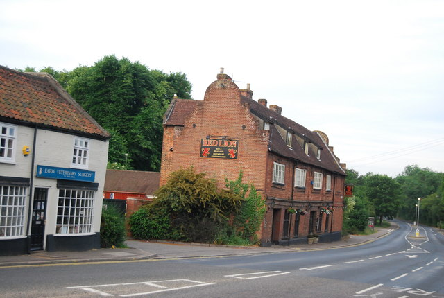 The Red Lion, Eaton