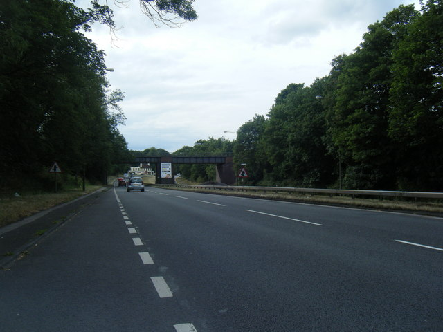 A34 at The Fillybrooks