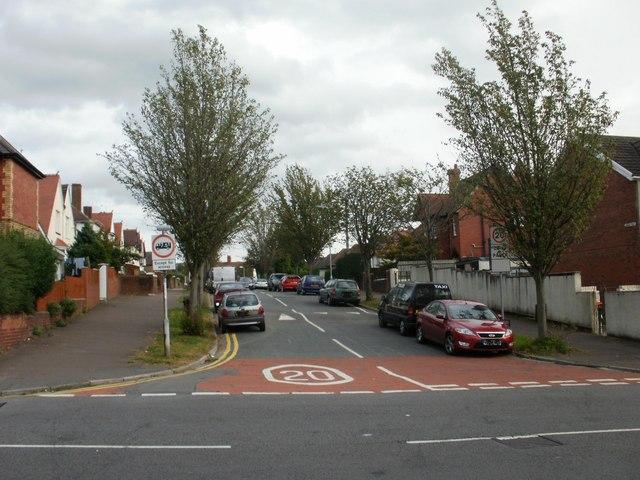 Linden Road, Newport