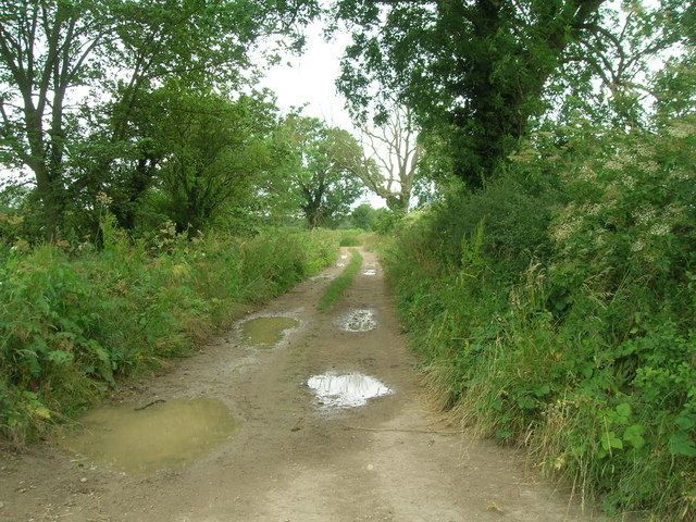 Moor Lane heading West