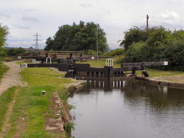 Rochdale Canal Lock 60