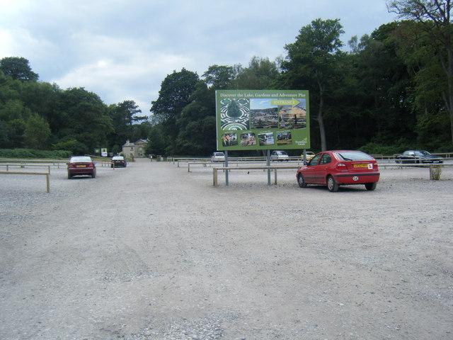 Trentham Estate car park