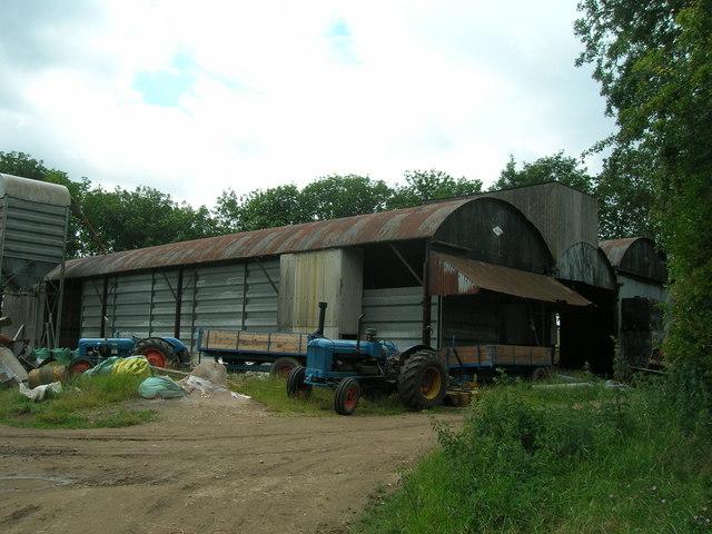 Farm Buildings, Sparrow Hall