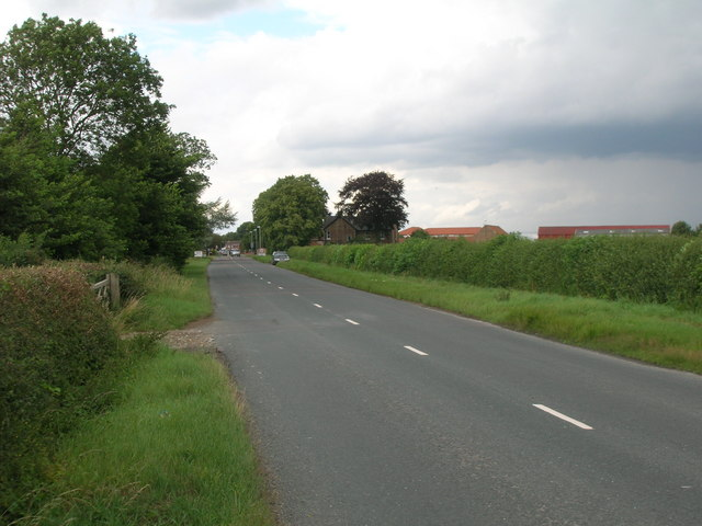 B1248 towards Norton-on-Derwent