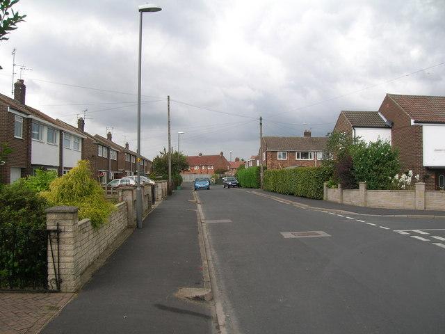 Glenmore Drive, Norton-on-Derwent