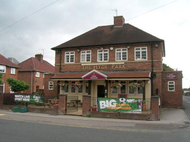 The Hyde Park, Mill Street, Norton-on-Derwent