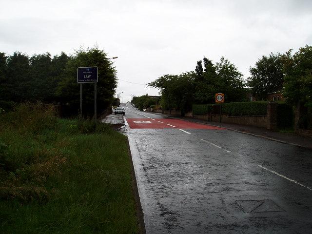 Brownlee Road Law
