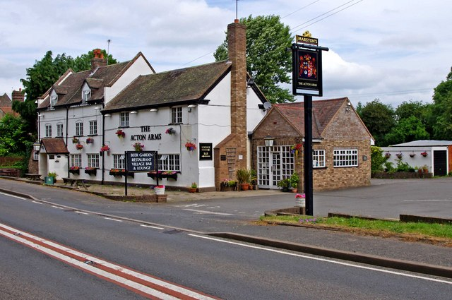 The Acton Arms, Haughton Lane