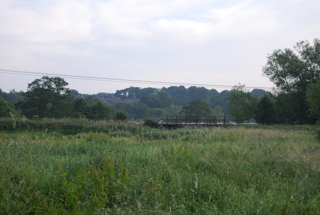 Railway bridge over the River Yare