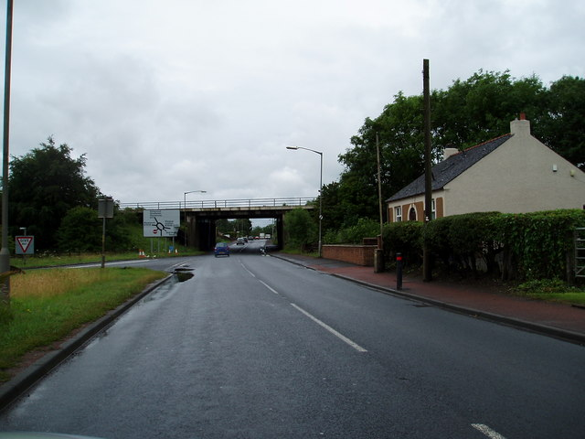 M74 Overbridge