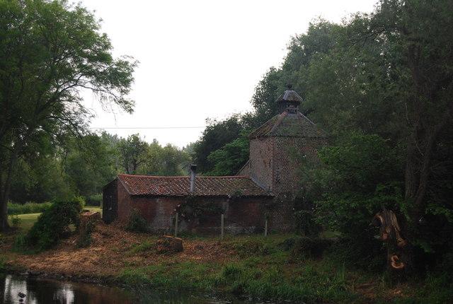 Dovecote, Keswick Mill