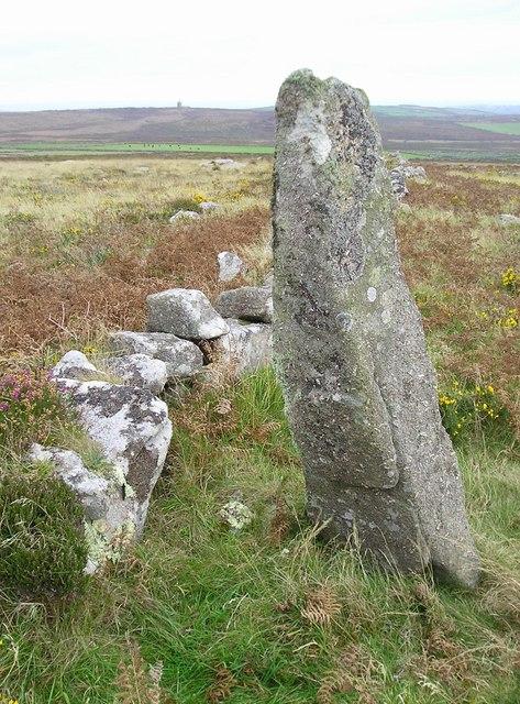 Standing stone, Watchcroft