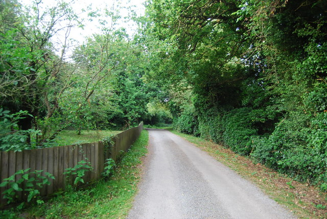 Lane south of Keswick Mill