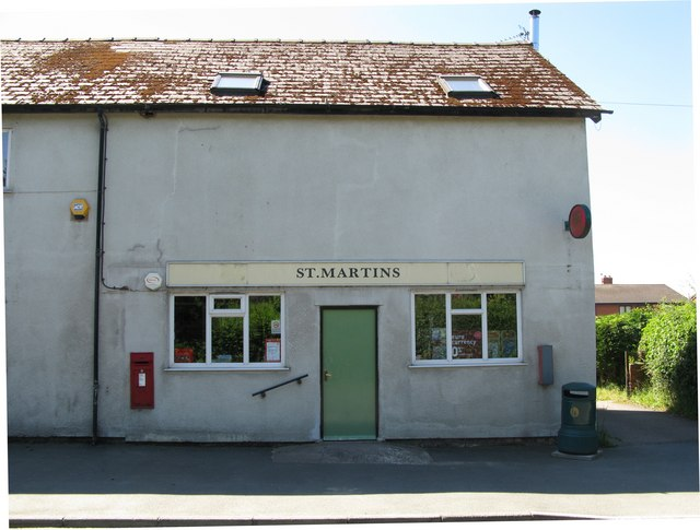 St Martins Post Office