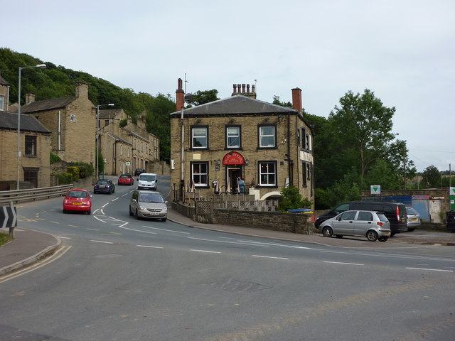 The Red Rooster, Elland Road, Brighouse